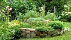 bylinkova zahrada Gardening, Landscape, Plants, Heart, Decor, Landscaping, Zen Gardens, Lawn And Garden, Scenery