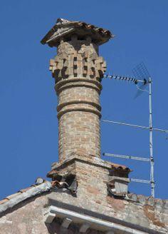 Those Fabulous, Unique Chimneys of Venice