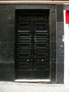 Door, madrid   Flickr: Intercambio de fotos