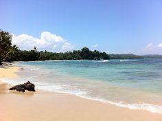 gorgeous playa chiquita, costa rica.