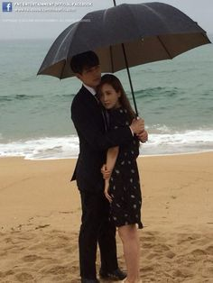 Lee Dong Wook and Lee Da Hae for Hotel King
