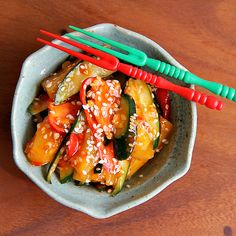 easy scrumptious south east asian cucumber and pineapple pickle takes under 10 minutes to make!