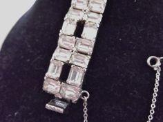 Vintage 1940s Bracelet Signed E For by GoodGoodyGirlsJewels, $88.00