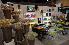 GRD Floral - Salon du végétal 2016 #SDV2016 #Fleuriste #Florist #Angers #Grossiste