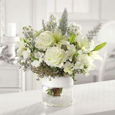 Christmas Flower Arrangements White.105 Best Christmas Flower Arrangements Images Christmas