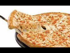 اعداد بيتزا ايطالية بالبيت 1 ( بيتزا مارغاريتاPIZZA MARGARITA) اعداد الش...