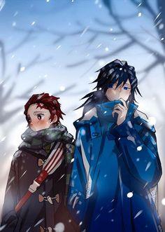 Demon Slayer, Slayer Anime, Anime Boyfriend, Kagehina, Anime Demon, Anime Ships, Kuroko, Fujoshi, Otaku Anime