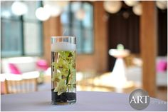 Stunning floating candle with lounge setting at Bridgeport Art Center Bridgeport Art Center, Event Planning, Wedding Planning, Floating Candles, Chicago Wedding, Wedding Events, Lounge, Table Decorations, How To Plan