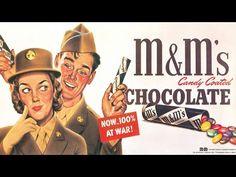 M&M's Surprising History - YouTube
