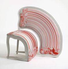 Необычный и оригинальный дизайн стульев и кресел (50 фото)