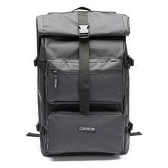 Magma: Rolltop Backpack II - Digital DJ Backpack (MGA47350)