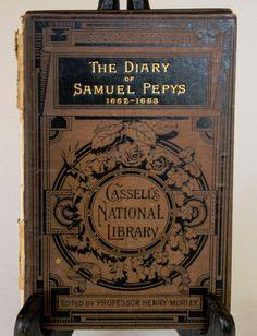 The Diary of Samuel Pepys, 1886