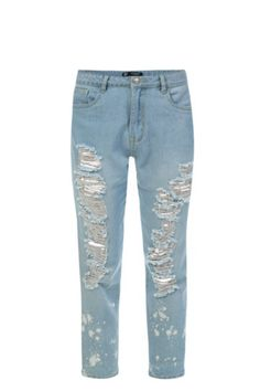Ripped Boyfriend Jeans from Mr Price R149,99 | Mr Price Clothing ...