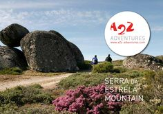 Serra da Estrela Mountain  The highest mountain in mainland Portugal to be discovered walking or biking.