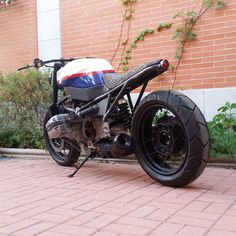 BMW R1100R Cafer Racer by vintage69motorcycle