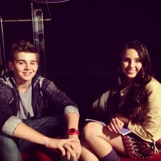 Nickelodeon star couple Jack Griffo And Ryan Newman are always so adorable together we just had to make them our couple of the week! The Disney...