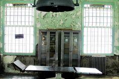 Inside Alcatraz hospital