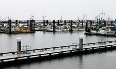 https://flic.kr/p/TAarkq | Steveston Fisherman's Wharf - Richmond, Canada