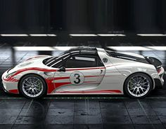 Porsche 918 Spyder #CarFlash