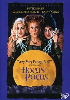 #Halloween #HalloweenMovie #Comedy #DVD #Witches #Disney