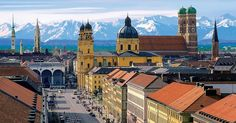 Compras em Munique #viajar