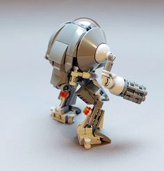 Jawbreaker Lego MOC | GolPlaysWithLego | Flickr Pokemon Lego, Lego Minifigure Display, Lego Bots, Lego Creator Sets, Lego Army, Amazing Lego Creations, Lego Ship, Lego Spaceship, Lego Craft