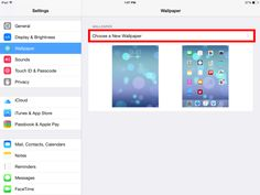 how to change a jpeg picture on an ipad