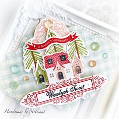 Artisant July 18th, December 11, On October 3rd, Prima Planner, Marion Smith, Halloween 6, Beautiful Christmas Cards, Heidi Swapp, Christmas Inspiration