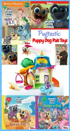 Get Pugtastic Puppy Dog Pals Toys! Girl First Birthday, Dog Birthday, Birthday Favors, 4th Birthday Parties, Birthday Ideas, Puppy Party, Cat Party, Toy Puppies, Dogs And Puppies