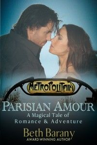 Lg cover of Parisian Amour: Sarah Redman, a bank project manager, wants adventure in her life. Trainer extraordinaire, Josh Kleine, needs to pull off a successful presentation at a Paris conference to land more clients and save his company. Together they may hold the key to the strange disasters striking the City of Lights. Can Sarah unravel the secrets of the city and of her heart in time to save them all?