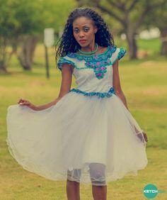 Designer :Mwanza Glenn  Brand: Wanza's Designs