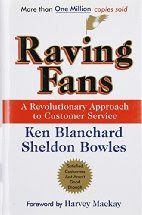 Memories From Books: Raving Fans: A Revolutionary Approach to Customer Service by Ken Blanchard @ Sheldon Bowles