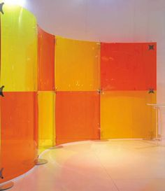 Fluowall - Cool Room Divider by Paxtons pic 3