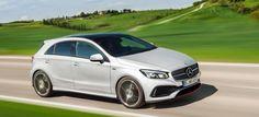 Neue Infos Mercedes A-Klasse W177: Medienbericht: Das Debüt der neuen A-Klasse-Generation werde erst 2018 erfolgen - News - Mercedes-Fans - Das Magazin für Mercedes-Benz-Enthusiasten