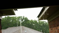 How do I install rain gutters on my house? Rain Gutter Cleaning, How To Install Gutters, Home Improvement, Outdoor Decor, House, Home, Home Improvements, Homes, Houses