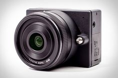 E1 4K Video Camera - This Tiny 4K Camera Is the Size of a GoPro, Is Good in Low-Light, & Offers Interchangeable Lenses