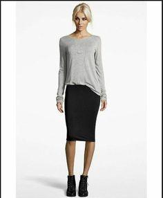 Shirt/skirt