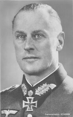 Generalleutnant Theodor Scherer