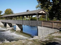 Huroc Park; Flat Bridge, MI