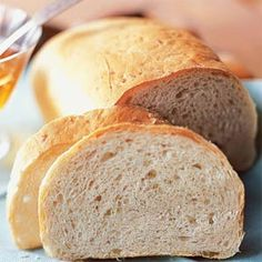 Rice Bread | MyRecipes.com, another favorite, if there is any left it is great to fry it in olive oil and top with homemade bruschetta.