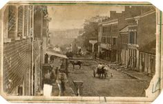 Main Street in Lexington, VA - The town of Lexington is the seat of Rockbridge County in the Shenandoah Valley. During the American Civil War (1861–1865), it was home to Washington College (now Washington and Lee University) and the Virginia Military Institute