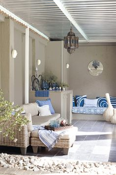 By the poolside … Moroccan Magic from homemag.co.za