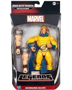 #Marvel #Legends #The #Allfather #Series #Sentry  #Hasbro #actionfigures #action #figures #figuras #ação #toys #quadrinhos #comics #multiverse #Heroes #heróis  #Avengers #Vingadores
