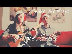 Jingle Bells - Christmas Ukulele Alex&Paul - YouTube