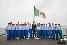July 2015. Training Course of the Italian Navy.