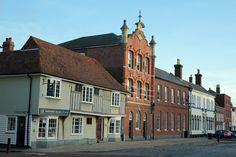 Shepherd Neame brewery, Faversham, Kent | From TR7 man