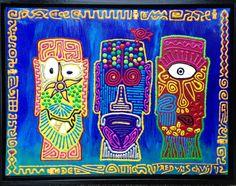 Maffe Moai 40X26