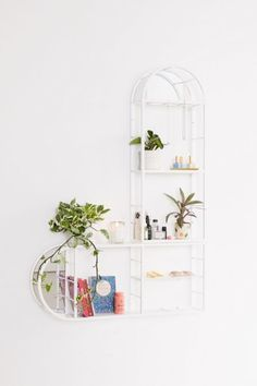 Bathroom Storage Doesn't Have to Be Ugly