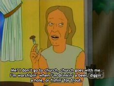 Lucky (voiced by the brilliant Tom Petty) in Mike Judge's 'King of the Hill' Love this show!