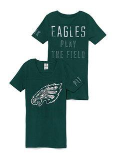Philadelphia Eagles Bling Tee